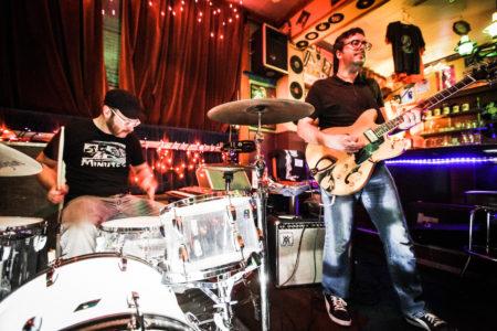 the rutabega live at Circle A, Milwaukee, WI. ©2015 Joe Kirschling