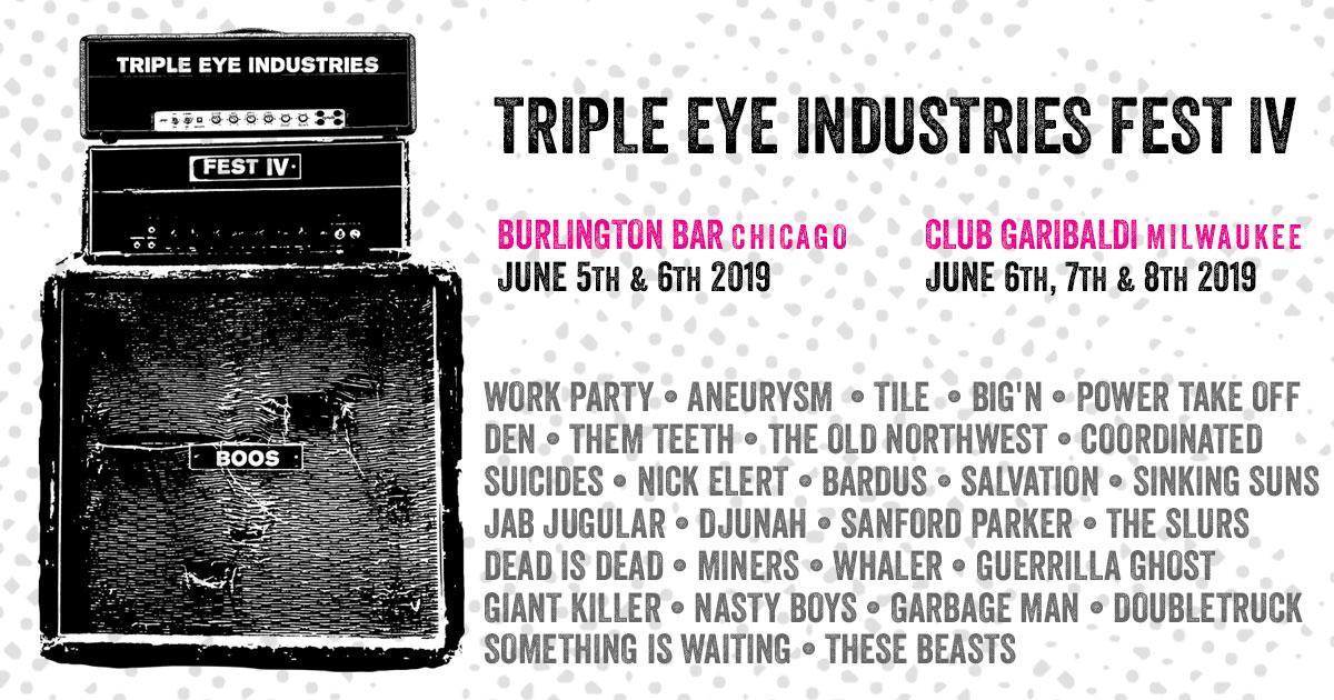 Triple Eye Industries Fest 2019   Triple Eye Industries